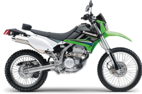 KLX-250 - For novice & experienced riders