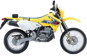 DR-Z400 - Suitable for experienced riders