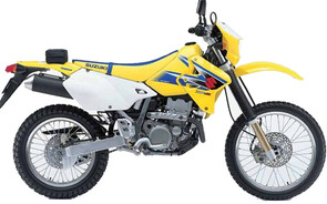 DRZ-400 - Suitable for experienced riders