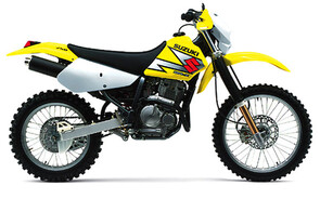 DRZ-250 - Suitable for riders 175cm and over
