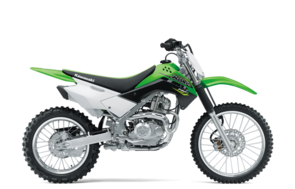 KLX-140 - Ideal for teenagers & adults up to 175cm